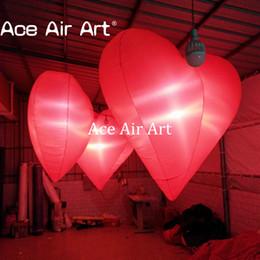 Led ışıkları ile özelleştirilmiş şişme kalpleri kabul sevgililer Günü dekorasyon nereden
