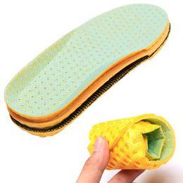 plantillas estiramiento transpirable deporte desodorante zapato Correr Cojín Plantillas Pad Insertar desde fabricantes