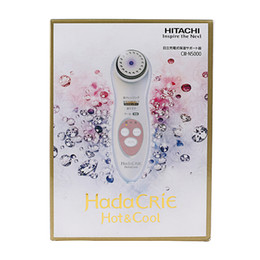Wholesale Led Light Beauty Equipment - 2018 New Hitachi Hada Crie CM-N5000 Facial Moisture Skin Care Tool Portable Beauty Equipment Upgraded from CM-N4000 CM-N4800 DHL Shipping