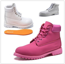Wholesale womens boxing boots - With box Timberland New Hiking Shoe Sports Running Shoes Mens Sports Shoes Casual Shoes Womens Luxury Brand Boots