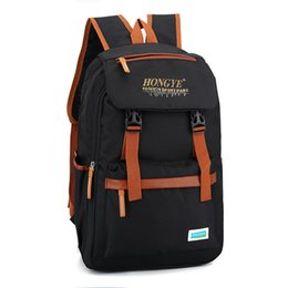 Сумки для девочек для ноутбука онлайн- Nylon Men Women Backpack College High Middle School Bags For Teenager Boys Girls Laptop Travel Backpacks  Rucksacks