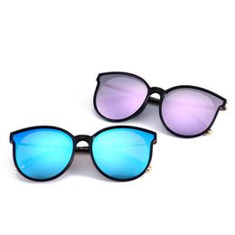 55032 ovale sonnenbrille neue luxus frauen marke designer mode sonnenbrille cat eye populären stil vollformat sommer brille 100% uv-schutz von Fabrikanten