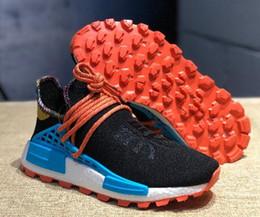 Paquet chinois en Ligne-Dernier pack Hu SOLARHU, collection de capsules Pharrell Williams SOLARHU, caractères chinois pour Empower Inspire, meilleures chaussures de course pour homme