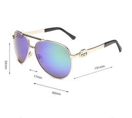 2018 Zsdyeer   Новые красочные металлические роскошные солнцезащитные очки  Ретро солнцезащитные очки Тень Большие солнцезащитные очки для рамки 555d190eeee