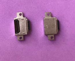 reparación de puerto micro usb Rebajas 10 UNIDS Cargador Micro USB Puerto de Carga Conector Dock Socket Para Samsung Galaxy S8 S8 edge G950 G955 Repuestos de reparación