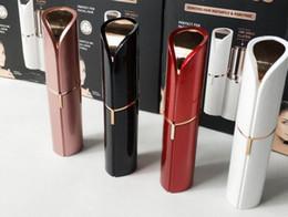 Nouveau populaire rouge à lèvres démaquillant facial épilateur épilation indolore plaqué or 18 carats 4 couleurs à choisir ? partir de fabricateur