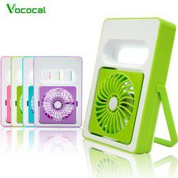 Table Vococal Réglable Mini Bureau Rechargeable Ventilateur De Refroidissement USB Ventilateur Ventilador Ventilatore Ventilateurs Ventilato ? partir de fabricateur