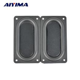 Argentina Aiyima 2pcs 5090 bajo vibración placa de película 9050 placa de acero inoxidable altavoz película pasiva vibrante diafragma DIY cheap metal diaphragm Suministro