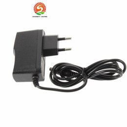 Wholesale Dc 12v 1a Power Supply - New 12V 1A Power Supply AC 100-240V To DC Adapter Plug For 3528 5050 Strip LED with EU US plug free shipping