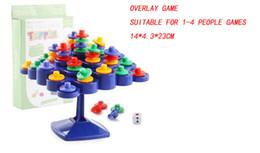 plastique interlock Promotion Empilage de jouets Coloré Blocs de Construction Jouet Flocons de Neige Connect Verrouillage En Plastique Bloc Puzzle Jeux Éducatifs DIY PlasticToys