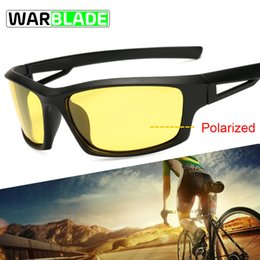 Gafas de ciclo miopía online-WarBLade Polarized Cycling Glasses Photochromic Bike Glasses Outdoor Sport Bicycle Gafas de sol Gafas Eyewear Myopia Frame 1008