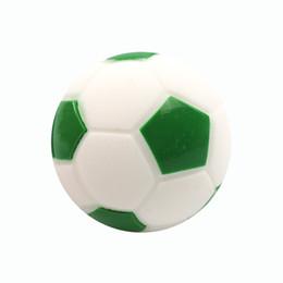 Canada 100X football conteneurs de cire 8ML FDA boîte de silicone Non-bâton contenant de silicone de qualité alimentaire pots dab outil de stockage pot support d'huile pour vaporisateur Offre