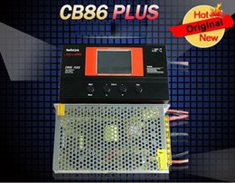 Wholesale Lipo Battery Balance Charger - 2015 Radiolink CB86 Plus Balance Charger for RC 8 pcs 2-6S Lipo Battery at one time Professional Charger rc Helicopter