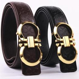 Français célèbre marque de luxe style classique en cuir alliage de grain de litchi boucle boucle lisse ceinture gros discount ? partir de fabricateur