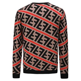 Argentina FF nw diseñador suéter de los hombres de la marca sudadera con capucha sudadera de manga larga de lujo de la marca bordado prendas de punto de invierno ropa para hombre Suministro
