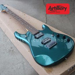 2019 chitarre doganali Custom custom 6 corde Musica uomo chitarra elettrica John Petrucci chitarre con matel color painting music instument shop