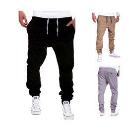 Argentina Joggers para hombre hiphop baja baja caída de la entrepierna para Jeans hip hop sarouel dance baggy pantalones pantalons Hombre harén pantalones hombres Cross Pants Suministro