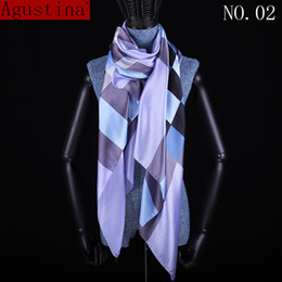 2020 женские шарфы 100% slik fashion luxurious Scarf summer for womens stoles scarfs shawls and Shawl wrap Hijab cape female scarves snood sciarpa дешево женские шарфы