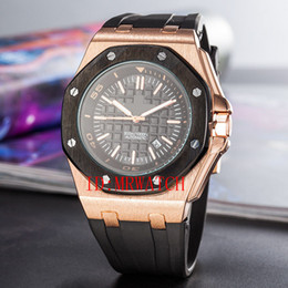 Wholesale Free Business Promotions - TOP! Fashion Men's Rubber Strap Quartz Watches Automatic Machine Luxury Business Casual Wrist Watches High Quality Free Shipping Promotion
