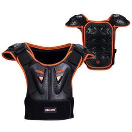 SEWS-SULAITE Body Chest Spine Protector Armor Chaleco Equipo de protección para patinaje Niños Roller Extreme Sports Protective Equ desde fabricantes