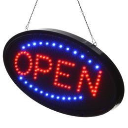 cocktails träume neonschild Rabatt LED-Leuchtreklame Leuchtreklame OPEN, LED-Werbetafel für Business-Open-Signs, zwei Blinkmodi, Dauerlicht, für Geschäftskunden