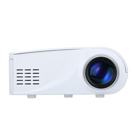 120Lux Home Theater Mini Proyector HD LED Proyector 1080P / HDMI / VGA / USB / SD / AV Compatible con Proyector Digital Proyector LCD Beamer Envío Gratis desde fabricantes