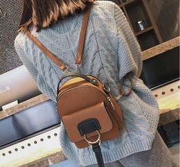 Ladies fashion casual bag. Women s Bags. College style. Leisure bag. PU  backpack. Handbag. Cross Body. Shoulder Bags.Totes. Mini.AE387 887504da3791b
