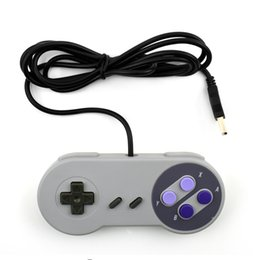 2019 snes pc Controlador de Jogo Universal USB Gamepad Joystick Gamepad Controller para SNES Game pad para Windows PC Mac Controle de Computador Joystick