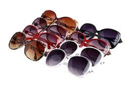 Смешанные 8 цветов Фокс глава Fasion женские солнцезащитные очки UV400 очки новый дизайнер ПК солнцезащитные очки оттенки a203 от