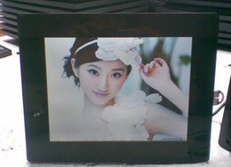 Wholesale Lcd Tft Mp4 - New 8 inch LCD TFT Multifunctional Picture Digital Photo Frame with MP3 MP4 Player Free shipping