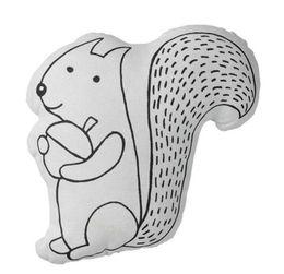 Wholesale Kawaii Room - squirrel pillow baby sleep pillow toys kids room decoration pillows kawaii baby coussin oreiller pour enfant boy girl Gift