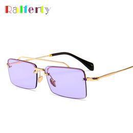 d5519b9649 ... Femmes Designer Rétro Petites lunettes de soleil UV400 Lunettes de  protection violettes lunette de soleil femme CSMU55T lunette retro vintage  pas cher