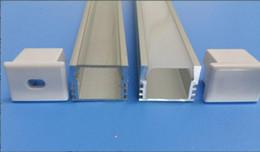 große led-streifen Rabatt Kostenlose Lieferung Kosten Kostenlose Lieferung Kosten Heißer Verkauf kleine 11mm breite LED-Streifen-Profil-Verdrängungs-Aluminiumprofil-LED-Kanal