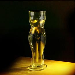 2019 sexy frauen nackt 500 ML Kristall Whisky Wein Trinkbecher Sexy Frauen Schnapsglas KTV Tasse Schöne Nackte Dame Körper Novel Schuss Bier Gläser Pint Saft Glas günstig sexy frauen nackt