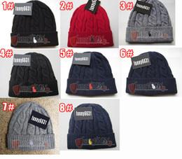 projetos frescos do tampão Desconto 10 pcs inverno homem marca de design legal chapéus da forma da mulher chapéu de tricô unisex chapéu morno clássico cap marca chapéu de malha 8 cores frete grátis