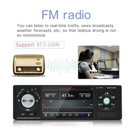 Wholesale chinese mp5 - 4.1 Inch 1 Din HD Car Stereo Radio Bluetooth MP3 MP5 Player Support USB   FM   TF   AUX with Remote Control CMO_22P