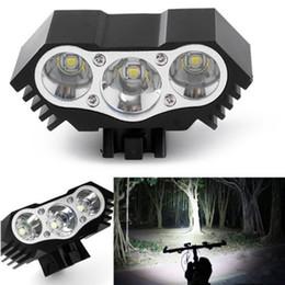 mini-bicicletas de qualidade Desconto Alta Qualidade 7500 Lumen 3X T6 LED Zoom Mini Lanterna LED Ciclismo MTB Road Bike Frente Cabeça Luzes Da Bicicleta Com Montagem