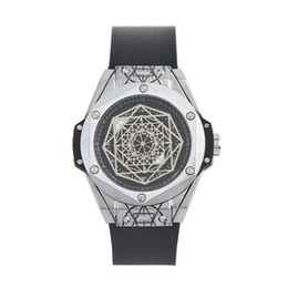 Wholesale Best Mens Watch Brands - Four-dimensional space Mens Watches Stainless Steel Quartz Wristwatches Luxury Watch Top Brand Relogies For Men Relojes Best Gift
