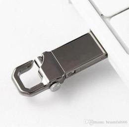 2019 unità flash più usb flash drive Design Real Capacity USB 2.0 Metal USB Flash Drive con Keychain Memory Stick ad alta velocità da 32 GB ~ 64 GB sconti unità flash più usb flash drive