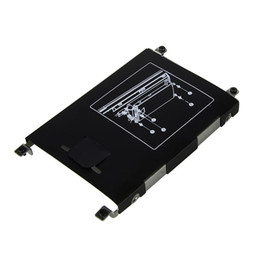 Discount hard disk bracket - HP640 G1 G2 External Hard Disk Bracket Black Fireproof Alloy Plastic Skeleton Hard Drive Frame Bracket with Screws