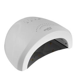 una arti Sconti 24 / 48W Regolabile SUN ONE UV LED Nail Dryer di buona qualità Macchina per manicure automatica Sensore a infrarossi Rimovibile Botom Art Tools D18111404