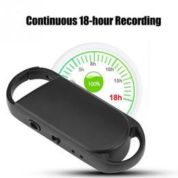 брелок цифровой диктофон Скидка 8GB USB флэш-драйвер диктофон портативный мини брелок цифровой аудио диктофон диктофон 192kbps WAV для WMA / MP3 мини-рекордер