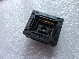 Enchufes ic online-Enplas IC Test Socket OTQ-100-0.65-23 QFP100P 0.65mm Pitch Burn in Socket