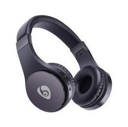 S55 Беспроводные игровые наушники Bluetooth игровая гарнитура Поддержка стереофонической музыки TF карта с микрофоном Складная повязка на голову с розничной коробкой против Bluedio от