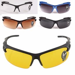 vision bicycle Coupons - Anti-UV Protective Goggles Night vision Motocycle Riding Fishing Sports Hiking MTB Bicycle Cycling Sun Sunglasses Eyewear Men