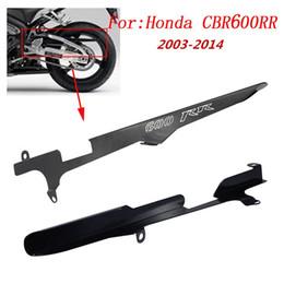 Cubierta de guardia de cadena de aluminio CNC para HONDA CBR600RR F5 2003-2014 desde fabricantes