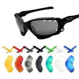 Lentes de substituição de óculos de sol on-line-Mryok Lentes de Substituição e Orelha Preta Earsocks Kit para-Óculos de Sol - Múltiplas Opções