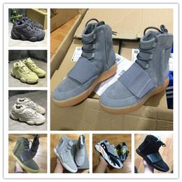 Sapatos de corrida para mulheres cinza on-line-utilitários blush Desert Rat 500 Super Lua Amarelo 750 Sneakers Grey Gum Shoes, New Mens e os esportes das mulheres sapatas, sapatilhas tênis