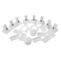 Wholesale Cabinet Solid - Baby Kids Safety Edge Corner Guards Invisible Magnetic Cabinet Lock Kids Security Protection Proof Cupboards Drawers Safety Lock