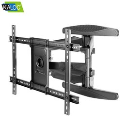"Wholesale 49 led - Slim Wall LED TV Wall Mount Screen Bracket Adjustable rotation for Samsung LG Sony 40""-70""45""49""50"" 55"" 60"" 65"" 68"""